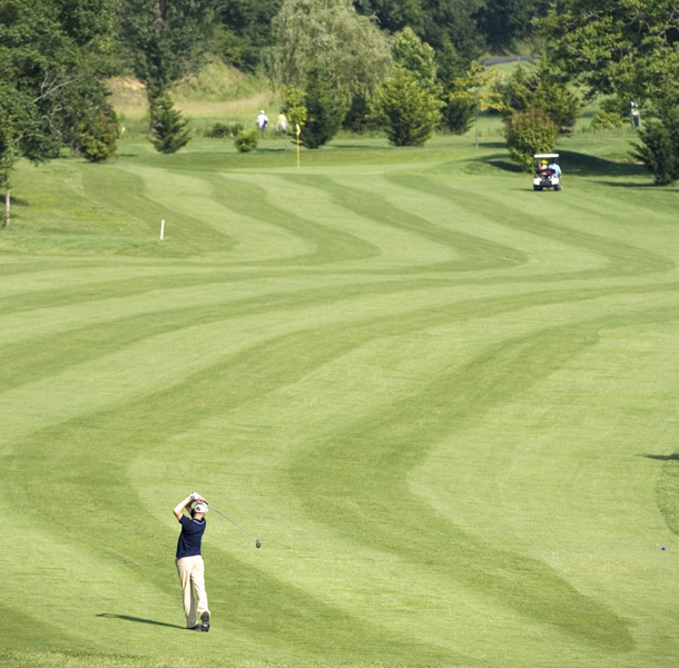 Lolivarie Golf Club - Lolivarie Golf Club, golf 18 trous en Dordogne